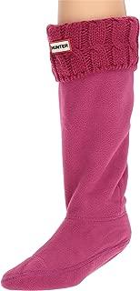 Unisex Original Tall BS 6 Stitch Cable Boot Socks