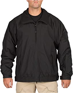 Tactical Big Horn Mid-Weight Jacket, Wind- and Water-Resistant, Microfiber Shell, Style 48026