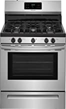 Frigidaire FFGF3054TS 30 Inch Gas Freestanding Range with 5 Sealed Burner Cooktop, 5 cu. ft. Primary Oven Capacity, in Sta...