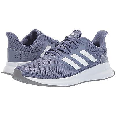 adidas Falcon (Raw Indigo/Footwear White/Grey Three F17) Women