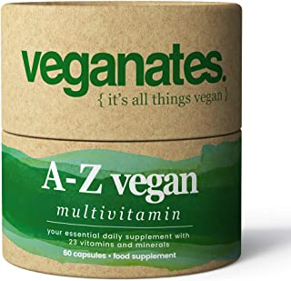 Vegan Multivitamin Supplement in Plastic Free Biodegradable