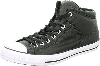 Men's Street Leather High Top Sneaker