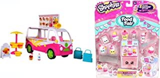 Shopkins S3 Complete Ice Cream Playset