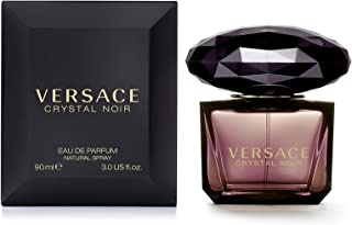 Versace Perfume - Crystal Noir by Versace - perfumes for women -  Eau de Parfum, 90ml