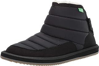 Sanuk kids Unisex-kids Lil Puffer Fashion Boot
