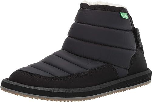 Sanuk Kids& 039; Lil Puffer Fashion Stiefel,