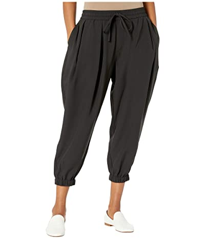 DUBGEE by Whoopi CDC Capris Jogger (Black) Women