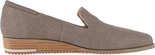 Taupe/Grey Leather