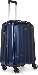 Antler Global 4W Medium Suitcase (Hardside), Navy, 67 Cm
