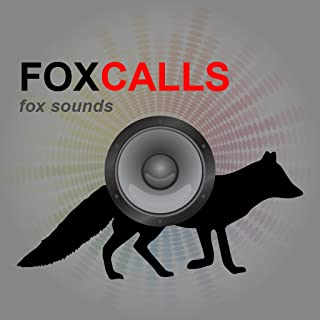REAL Fox Hunting Calls App for FOX HUNTING & Predator Hunting (Ad Free) - BLUETOOTH COMPATIBLE