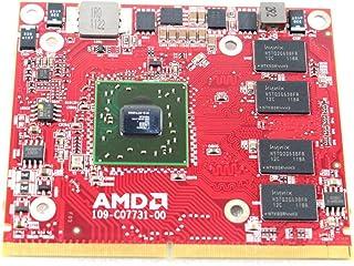 AMD ATI Mobility Radeon HD 54701GB gddr3PCIe 2.0x16ノートパソコンビデオカードfor Dell Inspiron One 2305xv825