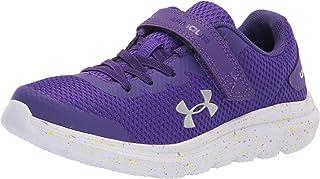 Under Armour Women's Pre School Surge 2 Alternate Closure Fade Running Shoe