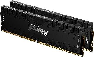 Kingston FURY Renegade 32 GB (2x16 GB) 3600 MHz DDR4 CL16 Desktop Memory Kit van 2 KF436C16RB1K2/32