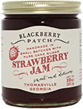 product image for Strawberry Jam - BlackBerry Patch All Natural Hand Made in Small Batches (Strawberry Jam, 10 oz)