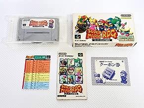 Super Mario RPG Legend of the Seven Stars, Super Famicom (Super NES Japanese Import)