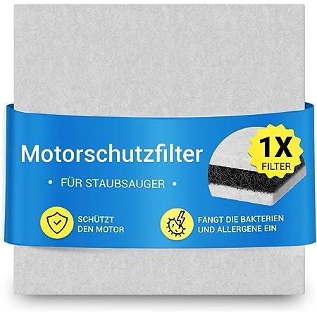 PakTrade 2X Filtro Motore per ASPIRAPOLVERE Philips Mobilo HR 8532
