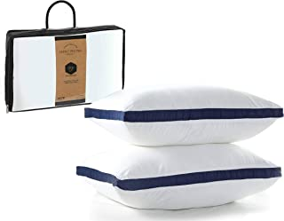 Pillows   Gusset Pillows   Pillow 2 Pack   Pillow Inserts   20 x 26 in/51 x 66 cm   Luxury Hotel Quality   Hypoallergenic,...