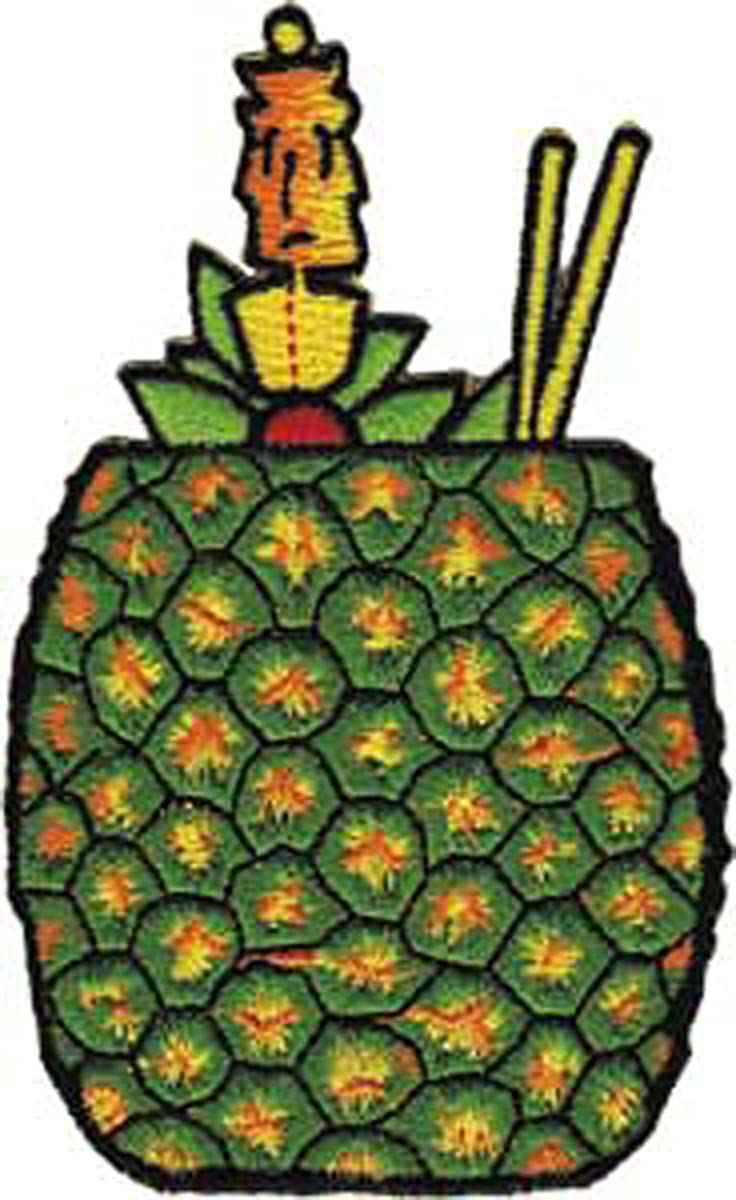 Application Pineapple Drink Patch