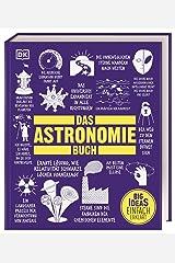 Das Astronomie-Buch: Wichtige Theorien einfach erklärt Capa dura