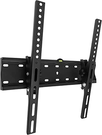 """Yousave Accessories Slim Compact TV Wall Mount Bracket for 26"""" to 55"""" LED, LCD and Plasma Flat Screen Televisions"""