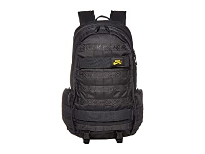 Nike SB RPM Backpack All Over Print 1 (Anthracite/Anthracite/Pale Ivory) Backpack Bags