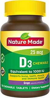 Best nature made chewable vitamin d Reviews