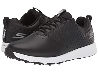 Skechers GO GOLF Elite 4 (Black/White) Men