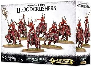 Games Workshop Warhammer Daemons of Khorne Bloodcrushers (6 Figures)