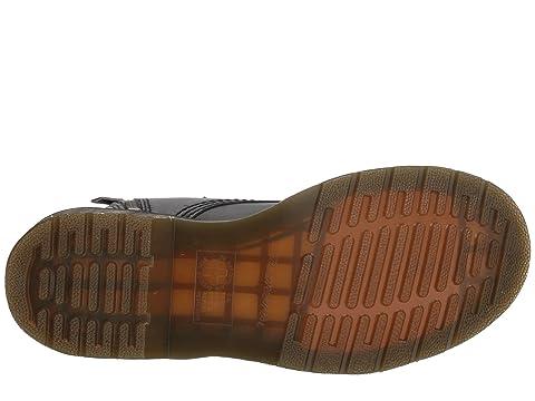 Rojos Martens Dr Martens Dr Cremallera Frontal Nappacherry Pascal Black Arcadia Zip 1460 Nappacherry Negro Red Pascal 1460 Front Arcadia TTqSnrHv