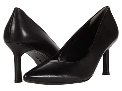 Paul Green Beth (Black Leather) Women