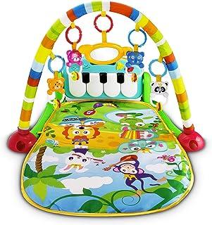 UNIH Baby Gym Mats، Kick and Play Piano Gym Activity Gym مخصوص نوزادان