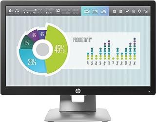 HP M1F41A8#ABA EliteDisplay E202 20'' LED-Backlit LCD Monitor, Black