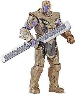 Marvel Avengers Deluxe Movie Thanos Action Figure