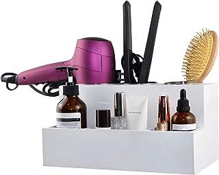 Sèche-Cheveux et fers à lisser étagère de rangement autostable Support salle de bain chambre
