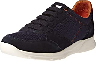 Geox Navy Fashion Sneakers For Men