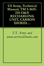 US Army, Technical Manual, TM 5-3655-214-13&P, RECHARGING UNIT, CARBON DIOXIDE RECIPROCATING PUMP, ELECTRIC MOTOR DRIVEN, AC, 115 V, SINGLE PHASE; 60 HZ, ... AND (MODEL 12681-7) (3655-01-004-9873)