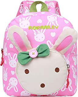 EGOGO Rabbit Animals Kids Backpack Baby Girls School Bag Toddler Daypack E525-1