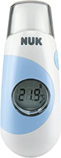 NUK Flash Baby Thermometer, Contactless Infra-Red Forehead Measurement, Quick and Hygienic Measurement in Seconds by NUK