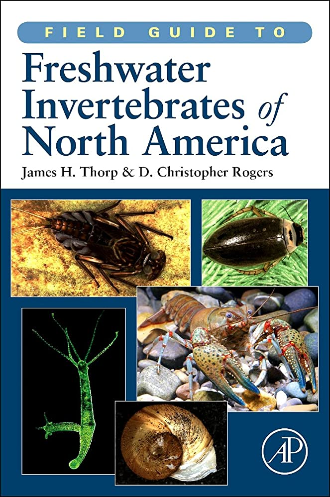 メロドラマ相反する貫通Field Guide to Freshwater Invertebrates of North America (Field Guide To... (Academic Press))