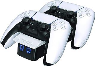 Venom Dual Sense Controller Twin Docking Station – vit (PS5) VS5001