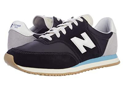 New Balance Classics COMP 100 (Black/Wax Blue) Men