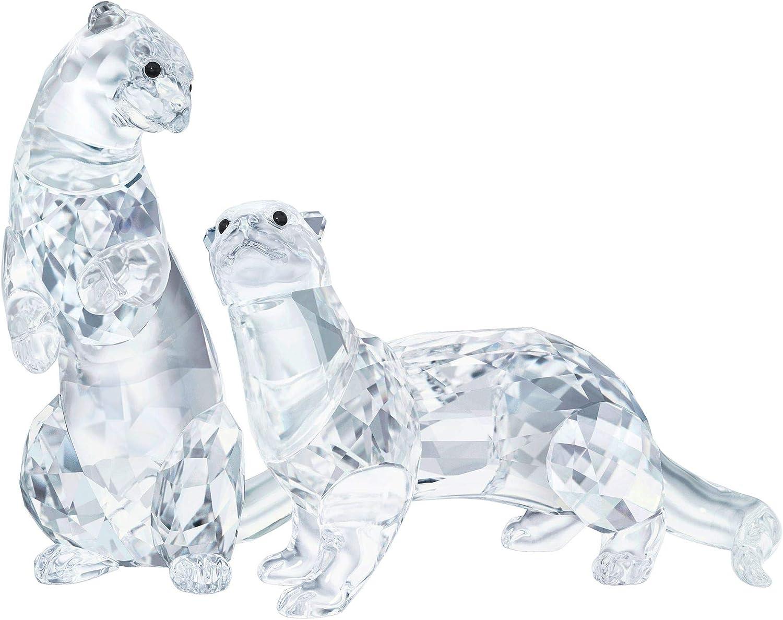Swarovski Otter, Kristall, transparent 6,1 x 7,7 x 5,4cm