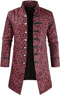 Mens Waistcoat Suit Vest Paisley Jacquard Single Breasted Vest Dress Vest Slim Fit Button Down Prom Formal Suit Waistcoats...