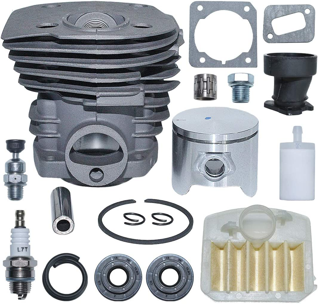 AUMEL 44mm Cylinder Piston Air Challenge the Time sale lowest price of Japan Fuel Boot Intake Kit Line Filter