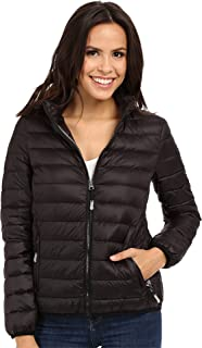 Tumi Women's Clairmont Packable Travel Puffer Jacket