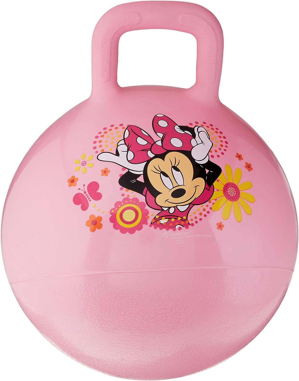 Disney Minnie Mouse Hopper Ball  15 inch Pink
