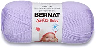 Softee Baby Yarn - Solids - Soft Lilac (Pack of 3)