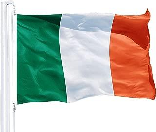 Best high quality irish flag Reviews