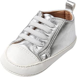 Weixinbuy Baby Boys' Girls' Anti Slip Soft Sole Lightweight Outdoors Sneaker Running Shoes