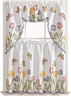 Best spring kitchen curtains Reviews